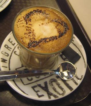 Presentacion café cortado 01 copyright © Jose Vicente Santamaria