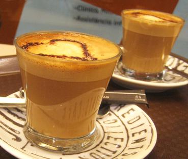 Presentacion cafe cortado 05 copyright © Jose Vicente Santamaria